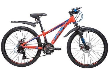 Велосипед Novatrack Extreme 24 D (на рост 150)