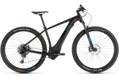 Велосипед Cube Reaction Hybrid Eagle 500 29