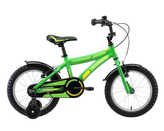 Велосипед Smart Boy (на рост 98 - 115) (2017)