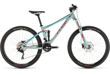 Велосипед Cube Sting WS 120 EXC 29