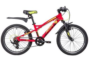 Велосипед Novatrack Tornado 20 7V (на рост 134)