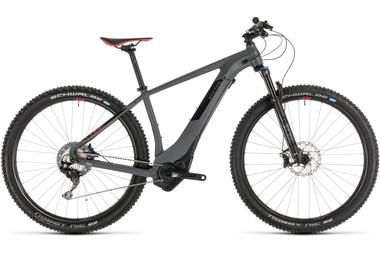 Велосипед Cube Reaction Hybrid SLT 500 29