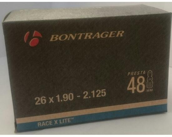 Камера  Bontrager SL 26x1.90-2.125 PV велониппель