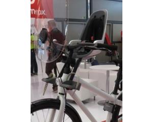 Детское велокресло Hamax Caress Observer
