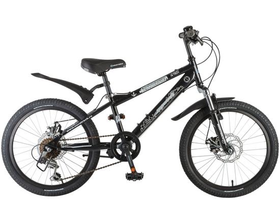 Велосипед Novatrack Extreme D 20 (на рост 134) (2016)