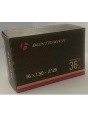 Камера  Bontrager STD 16x1.5-2.125 SV автониппель