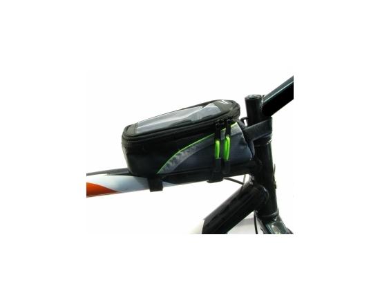 Сумка на раму Vinca Sport с отделением для телефона, увеличенная