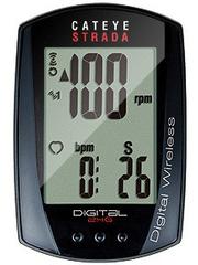 Велокомпьютер Cateye CC-RD410DW Strada Digital Wireless