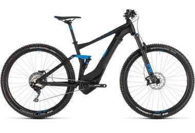 Велосипед Cube Stereo Hybrid 120 Race 500 29