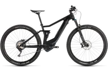 Велосипед Cube Stereo Hybrid 120 HPC SL 500 29