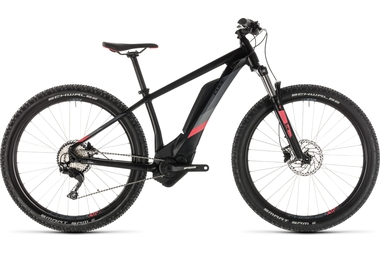 Велосипед Cube Access WS Hybrid Pro 500 29