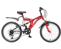 Велосипед Novatrack Titanium 20