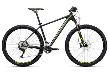 Велосипед Cube Ltd Race 2X 27.5