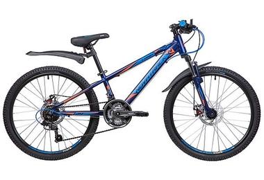 Велосипед Novatrack Lumen 24 D (на рост 150)