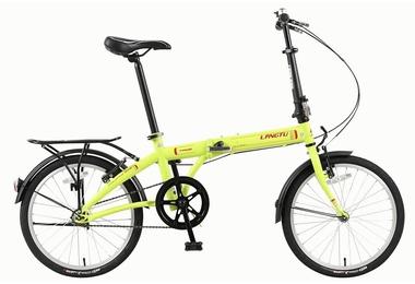 Складной велосипед Langtu TR 02