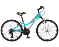 Велосипед Schwinn High Timber 24 Girl Teal