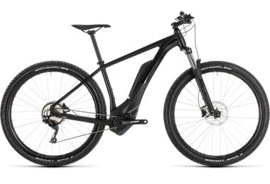 Велосипед Cube Reaction Hybrid Pro 400 27.5