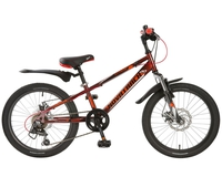Велосипед Novatrack Extreme D 20