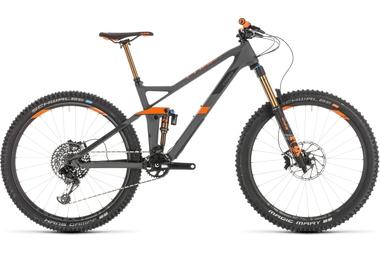 Велосипед Cube Stereo 140 HPC TM 27.5