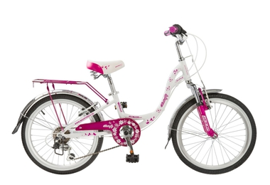 Велосипед Novatrack Butterfly 20 (на рост от 110 до 130)