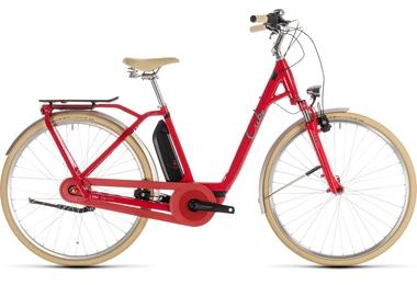 Велосипед Cube Elly Cruise Hybrid 400 Easy Entry