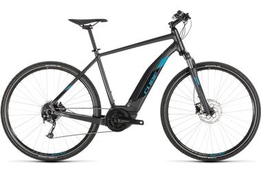 Велосипед Cube Cross Hybrid One 500