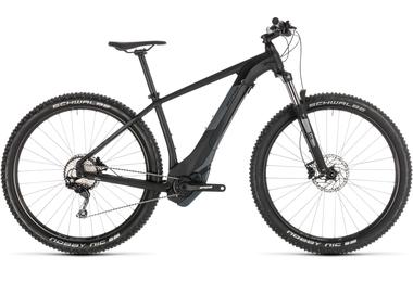 Велосипед Cube Reaction Hybrid EXC 500 29