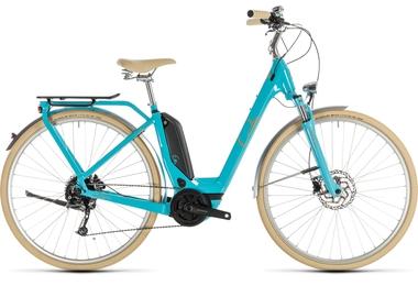 Велосипед Cube Elly Ride Hybrid 400 Easy Entry