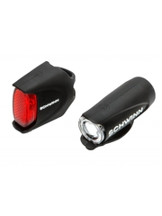 Комплект фонарей Schwinn Quick Wrap Light Set 45 lumens