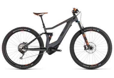 Велосипед Cube Stereo Hybrid 120 HPC TM 500 29
