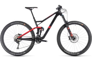 Велосипед Cube Stereo 150 C:62 Race 29