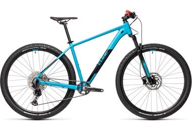 Велосипед Cube Attention SL 29