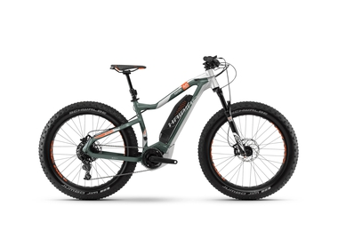 Велосипед Haibike XDURO FatSix 8.0