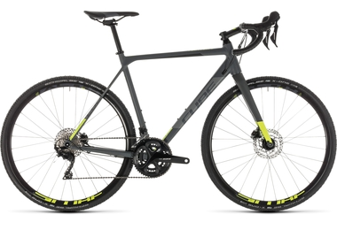 Велосипед Cube Cross Race Pro