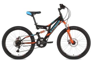 Велосипед Stinger Highlander D 24