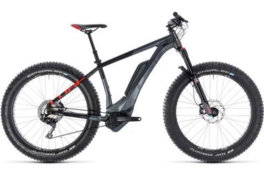 Велосипед Cube Nutrail Hybrid 500 29