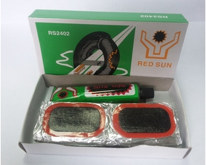 Аптечка Vinca Sport с заплатками D54x32