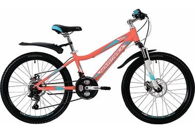 Велосипед Novatrack Novara 24 D (на рост 150)