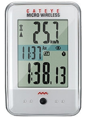 Велокомпьютер Cateye CC-MC200W Micro Wireless