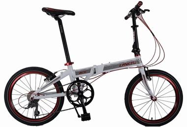 Складной велосипед Langtu K 8