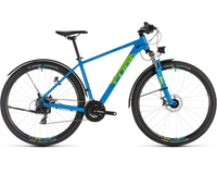 Велосипед Cube AIM Allroad 27.5