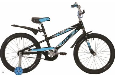 Велосипед Novatrack Dodger 16 (на рост 110)