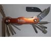 Ключ раскладной Bike Attitude 17in1 Folding Tool