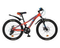 Велосипед Novatrack Extreme D 24