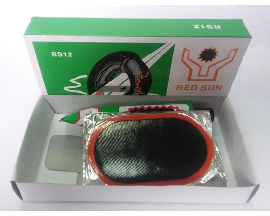 Аптечка Vinca Sport с заплатками D75x50