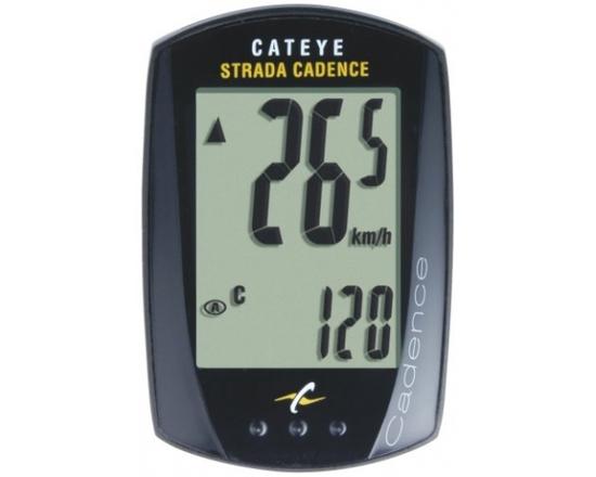 Велокомпьютер Cateye CC-RD200 Strada Cadence