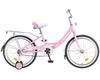 Велосипед Novatrack Girlish Line 20 (на рост 122) (2015)