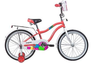 Велосипед Novatrack Candy 20 (на рост 122)