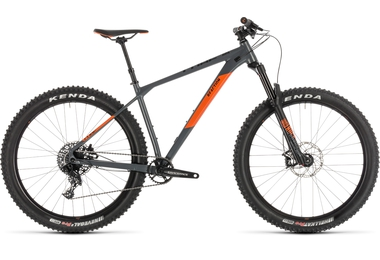 Велосипед Cube Reaction TM Pro 27.5