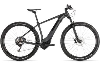 Велосипед Cube Reaction Hybrid SL 500 27.5